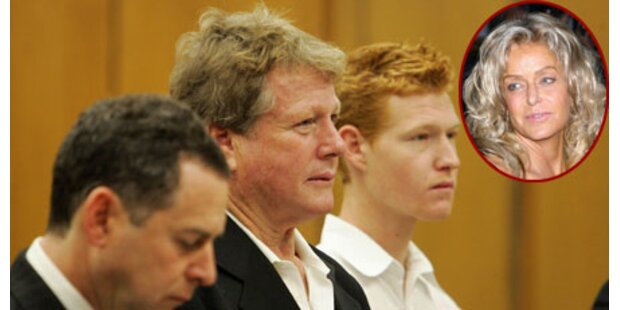Fawcett-Sohn aus Entzugsklinik entlassen