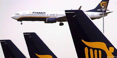 Ryanair profitierte von der Krise