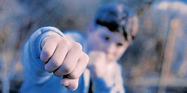 Rabiater Lehrling prügelte Polizisten