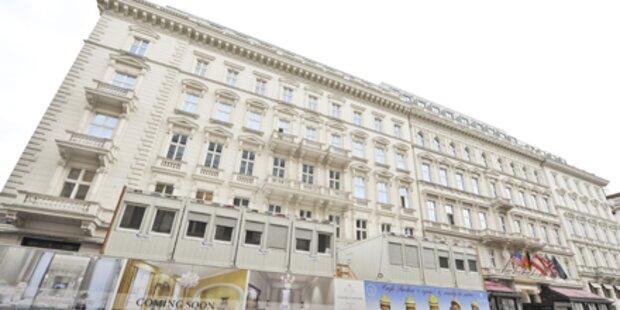 Hotel Sacher wird komplett modernisiert