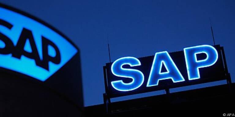 SAP rechnet mit einem deutlichen Wachstum