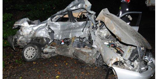 Kufsteiner bei Crash im Regen gestorben