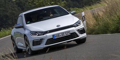 """Der """"neue"""" VW Scirocco im Test"""