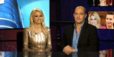 Die Society TV Show mit Arnautovic und Rihanna
