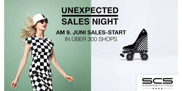 Unexpected Sales Night