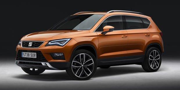 Erstes Seat-SUV: Alle Infos vom Ateca