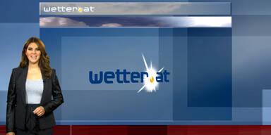 Das Wetter am Vormittag: Gewitter im Westen
