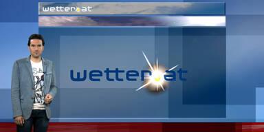 Das Wetter am Wochenende: Vormittags Regenschauer, nachmittags trocken