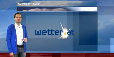 Das Wetter am Vormittag: Gewittrige Schauer über der Osthälfte