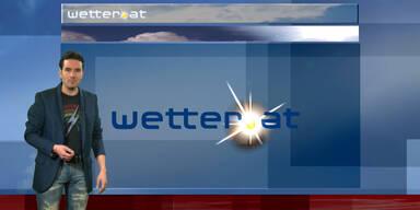 Das Wetter am Vormittag: Kaltfront trifft auf Österreich