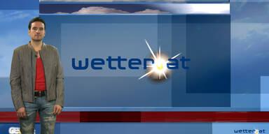 Das Wetter am Vormittag: Im Westen meist trocken, im Osten regnerisch