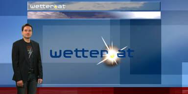 Das Wetter am Vormittag: Von Westen unbeständig