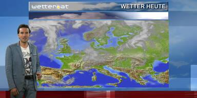 Das Wetter am Samstag: Regenschauer im Osten, im Westen oft sonnig