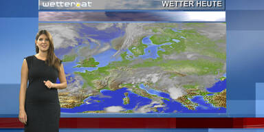 Das Wetter am Vormittag: Vorwiegend sonnig, im Osten bewölkt