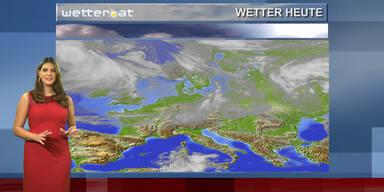 Das Wetter am Vormittag: Langsam Wetterbesserung
