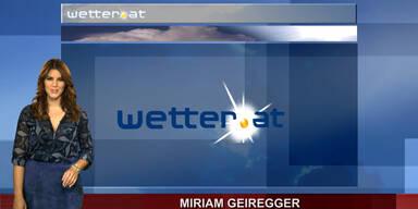 Das Wetter am Nachmittag: Schauer und Gewitter im Westen