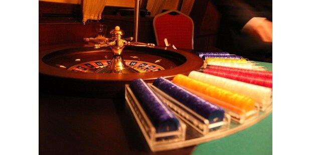 Streit in Spielcasino: Betrunkener randaliert bei Festnahme