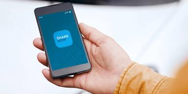 Share Now App bündelt nun alles von car2go & DriveNow