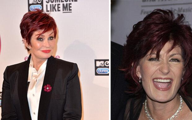 Sharon schockt mit Botoxfratze