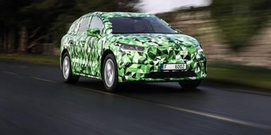 Alle Infos zu Skodas erstem Elektro-SUV