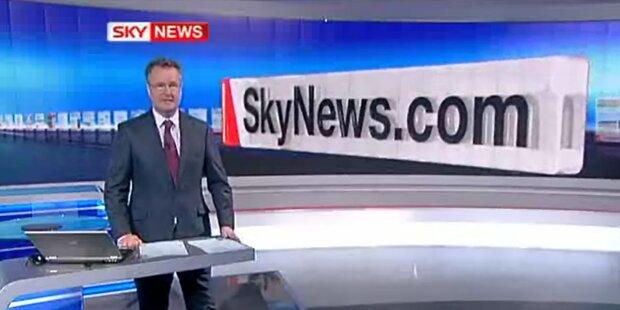 Sky droht mit Schließung von Sky News
