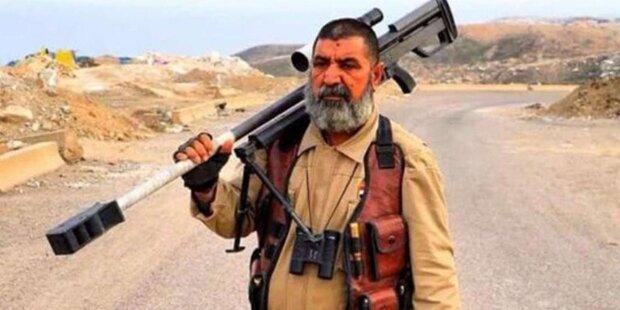 Dieser Opa tötete 173 ISIS-Kämpfer