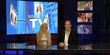 Die Society-Show mit Stronach und Fiona
