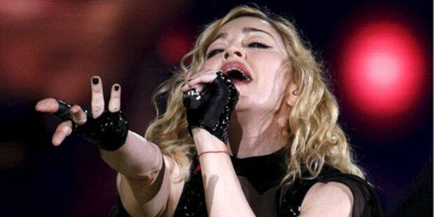 Neuer Madonna-Song jetzt aufgetaucht