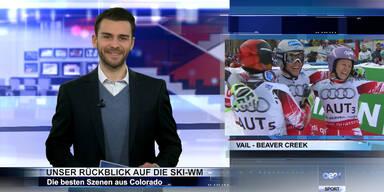 SKI WM 2015: Das war die Ski-WM in Vail - Beaver Creek