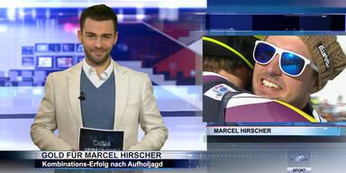 SKI WM 2015: Marcel Hirscher ist Kombinations-Weltmeister