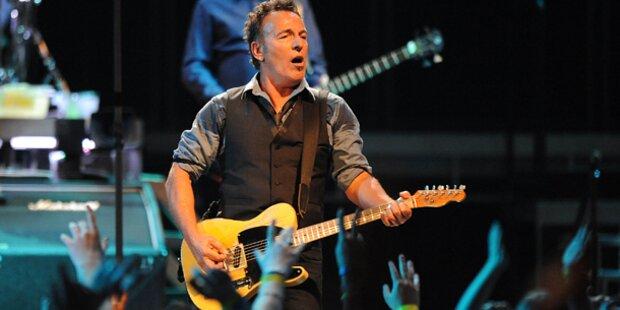 Springsteen ist ausverkauft