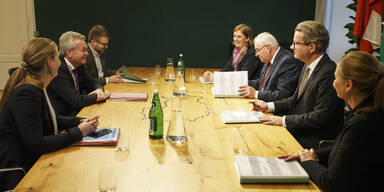Koalitionsverhandlungen Steiermark