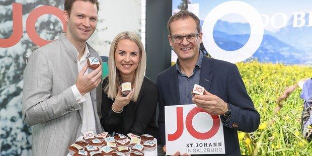 St. Johann startet mit neuer Marke durch