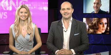 Society TV: Singender Polizist & Baby-Talk!