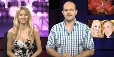 Society TV: Schäfer-Film & Lugner – Streit!