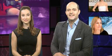 Society TV: Lawrence am Ende? & Baby für Schild!