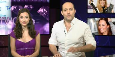 Society TV: Lugners-Polterabend & Spears Porno-Skandal!