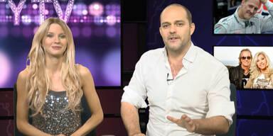 Society TV: Mädchen für Kate & News von Schumi