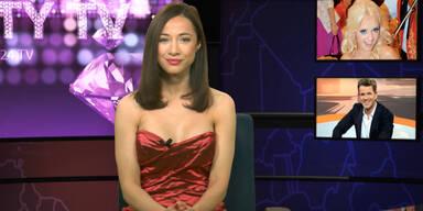 Society TV: Lugner Streit & Wetten dass..? Finale