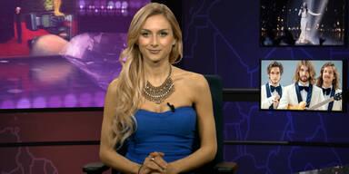 Society TV: ESC-Opening & Koller über Keszler