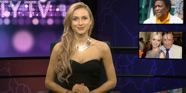 Society TV: Lugner als Brit-Star & Blanco in der Lästerfalle
