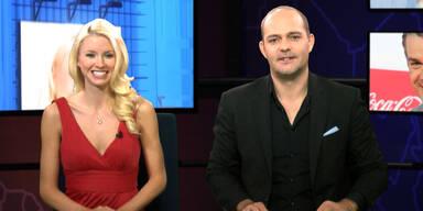 Society TV: Alabas Freundin & Justin Bieber!