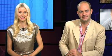 Society TV: Van der Vaart & Baumgartner!