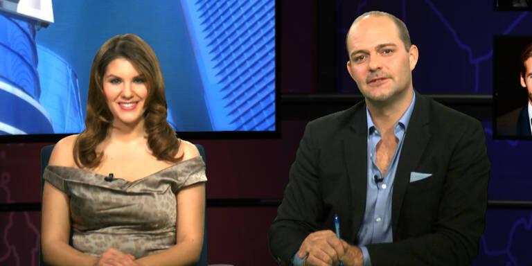 Society TV mit: Hunzikers Baby & David Garrett