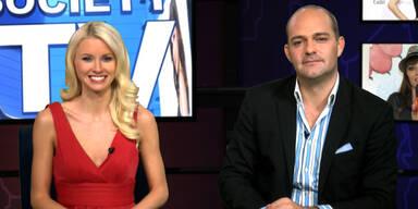 Society TV: Weichselbrauns Baby & Ena Kadic!