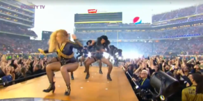 Superbowl: Hier entgeht Beyoncé einer Katastrophe!