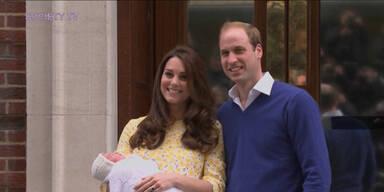 Onkel Harrys Botschaft an die neue Prinzessin