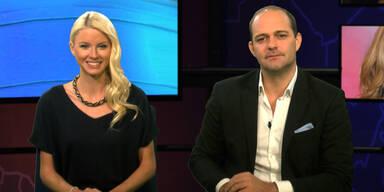 Society TV: Straches Liebesaus & Jolies neuer Film!