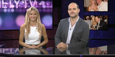 Society TV: Lugners Flitterwochen & Spatzis Schwangerschaft!