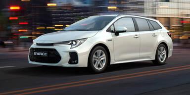 """Suzukis Toyota-Corolla-Klon """"Swace"""" startet"""